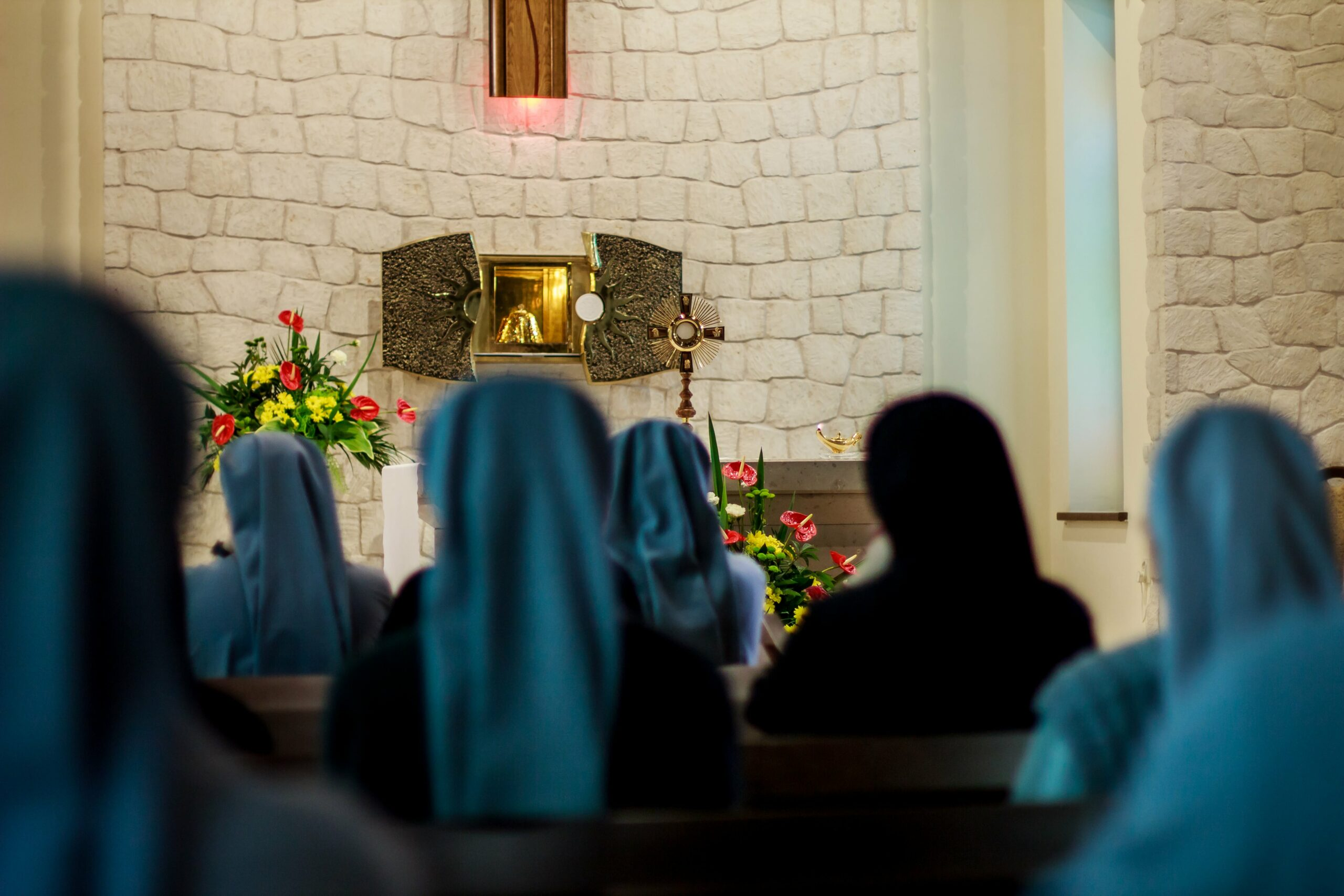Intencje modlitewne za kapłanów